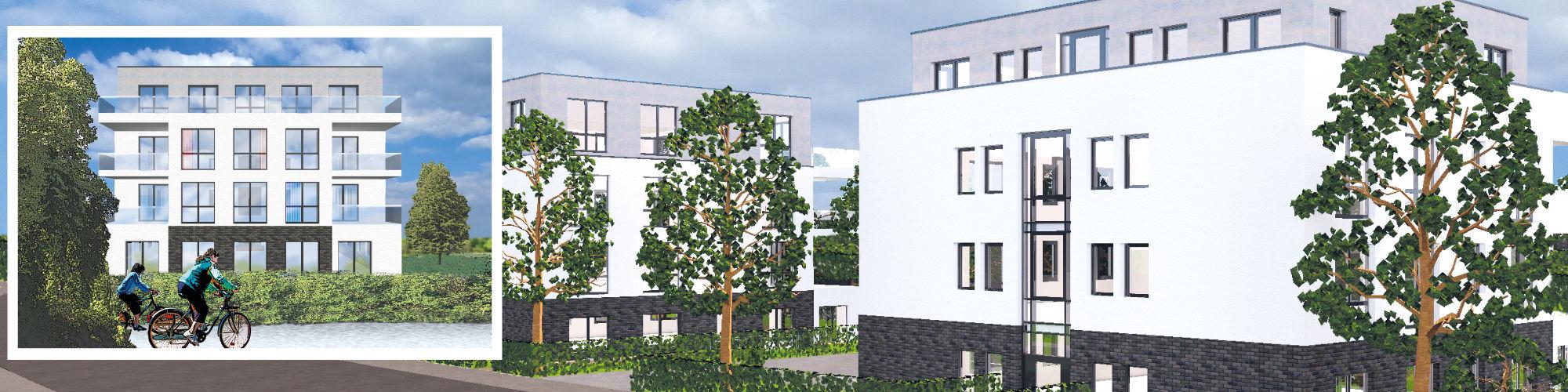 Neubauprojekt in Herne, Schüchtermannstraße
