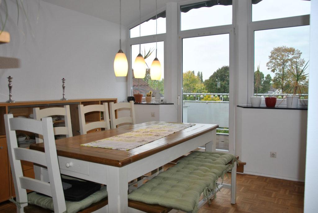 Modernes Wohnen Im Stilvollen Altbau