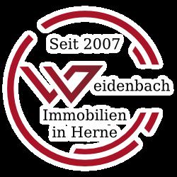 Weidenbach Immobilien Herne seit 2007 in Herne-Logo