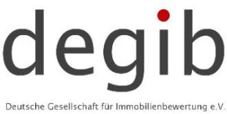 Logo der degib