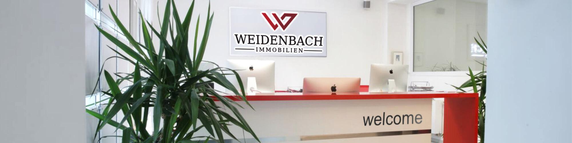 Die Anmeldung von unserem Immobilienbüro in Herne