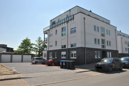 Neubau-Wohnung in Herne
