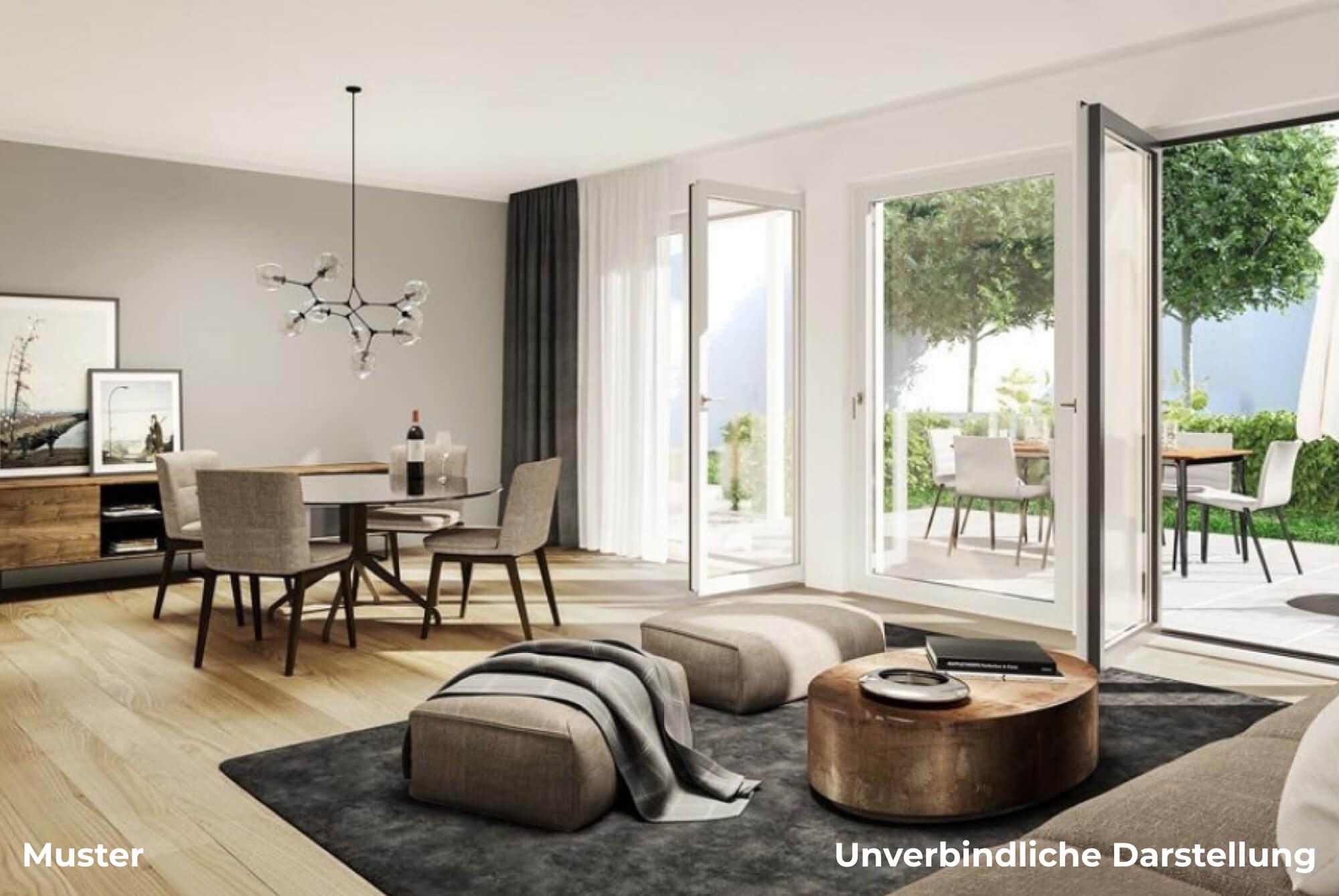 NEUBAU!! 4-Zimmer-Eigentumswohnungen mit Parkhaus-Stellplatz in Ennepetal!