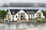 Neubau eines modernen Mehrfamilienhauses mit 24 Wohnungen und Tiefgarage!