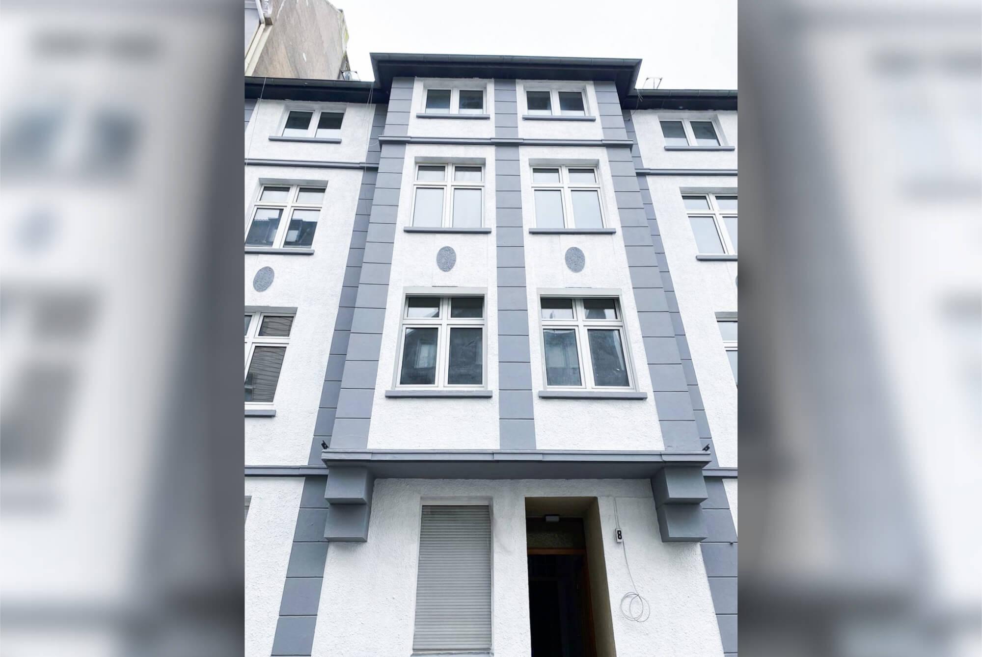 Solides Invest! Kernsaniertes Mehrfamilienhaus mit 9 Parteien in Hagen-Wehringhausen! – mit 360°-Tour!