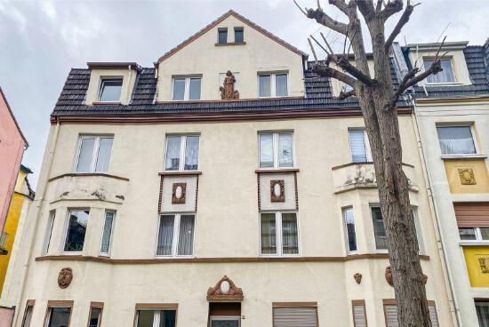 Mehrfamilienhaus in Hagen