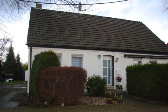 Wohnung in Herne mit Garten