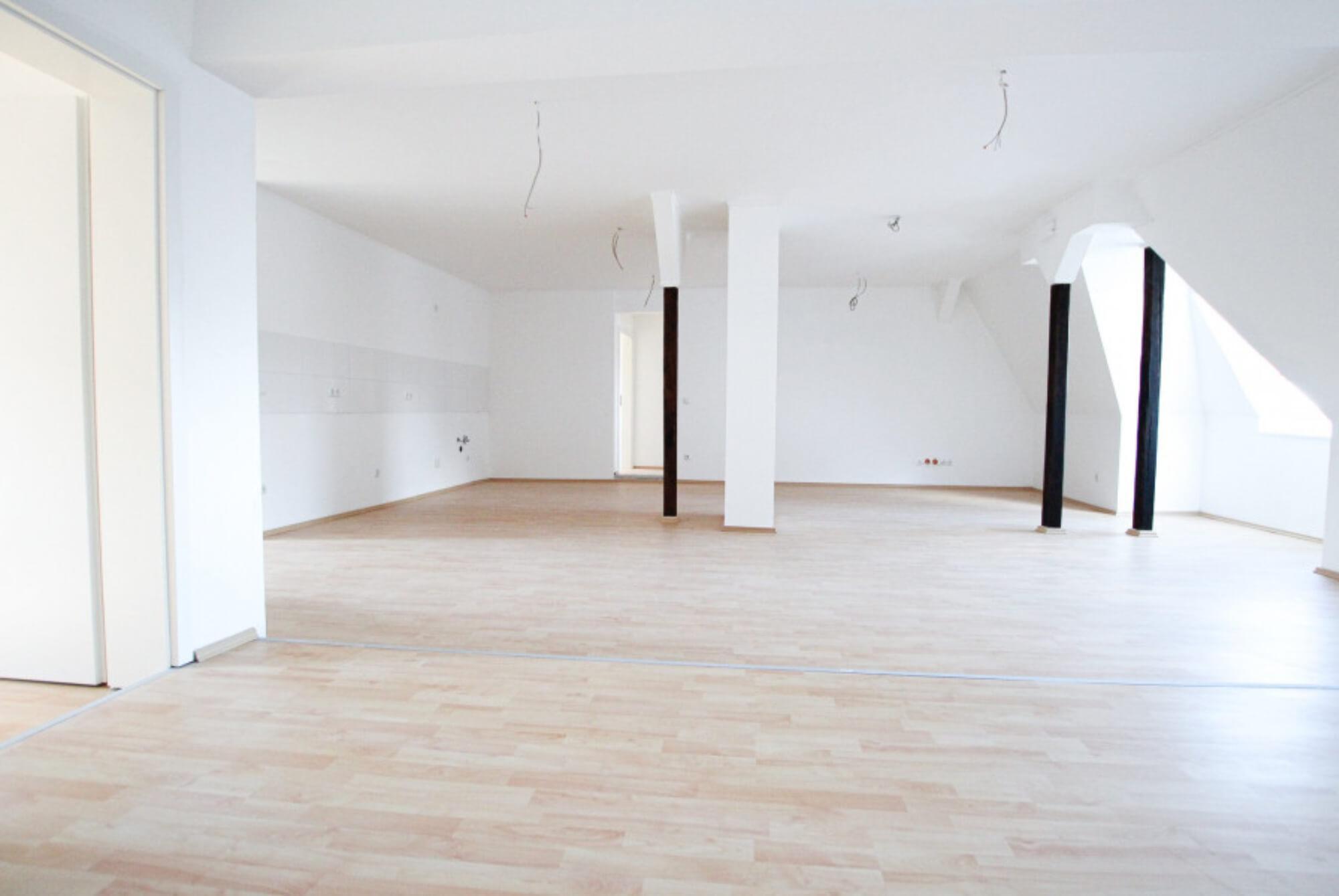 Neuausbau – Großzügige 3-Zimmer-Dachgeschosswohnung in Hagen! – mit 360°-Tour!